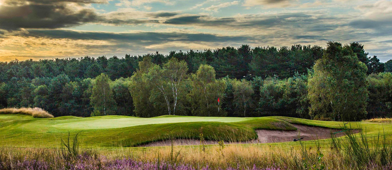 One of the finest Heathland Courses